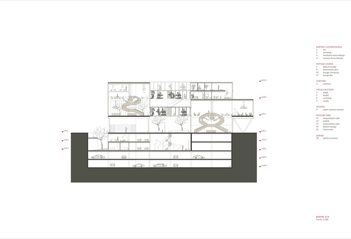 Diploma Thesis Modular Design Hotel In Corporation With