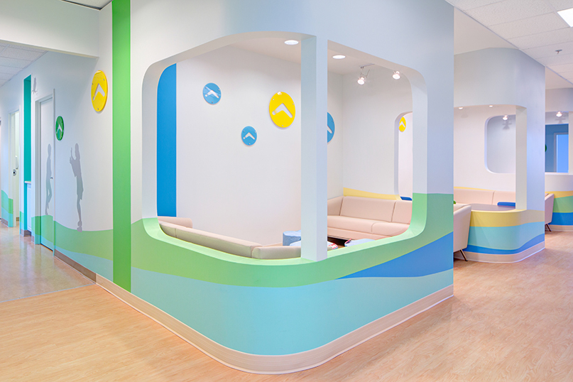 Sick Kids Children Hospital Boomerang Health Centre C