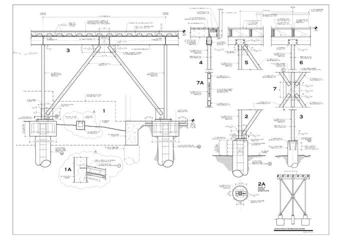 Steel Braced Frame Design Example | Viewframes.org
