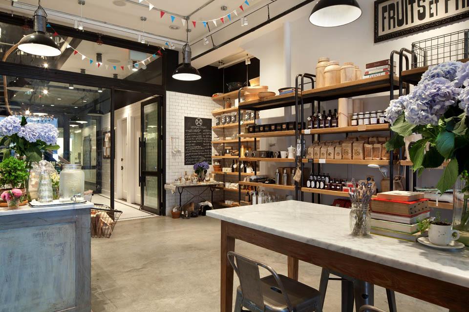 Havens Kitchen  The Turett Collaborative  Archinect