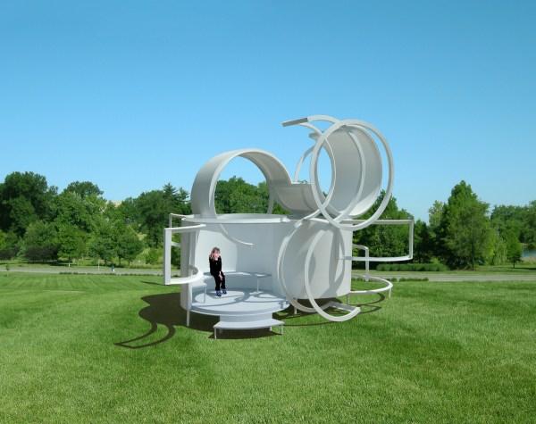 Functional Art Sculpture