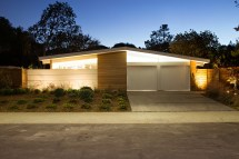 Open Eichler Home Klopf Architecture Archinect