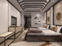 Hospitality Projects - Hotel Rooms' Interior Design