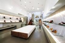 High-End Shoe Store Design