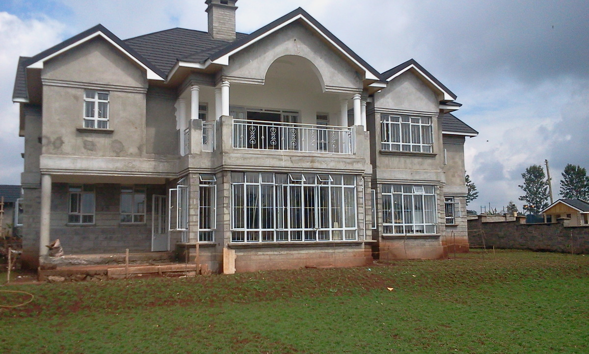 Residential House Completed At Membley RuiruKenya