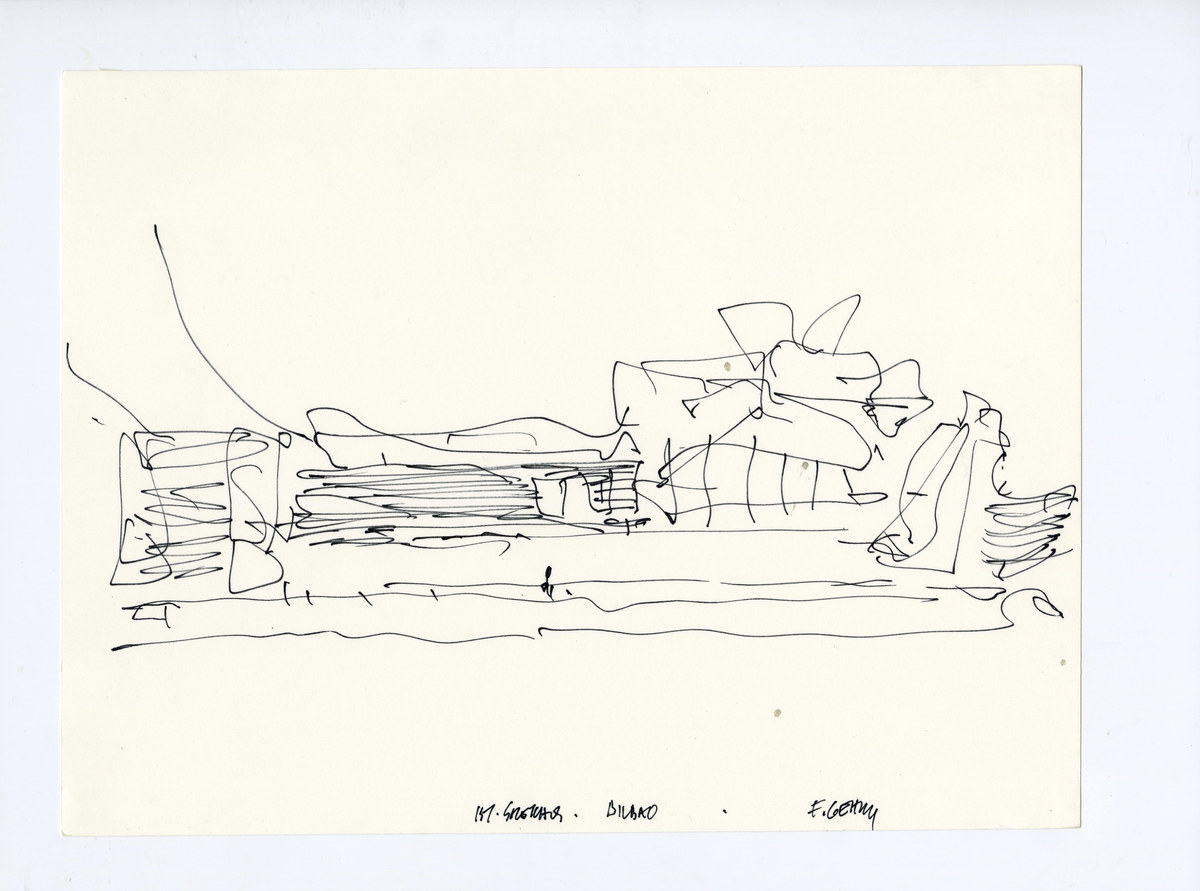 Looking To Frank Gehry After Paris But Before Los