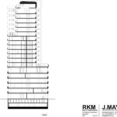J. MAYER H. wins competition for new high-rise building in