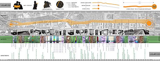 eSampled, Grand Concourse Competition entry; Igor Siddiqui / ISSSStudio in collaboration with Monica Tiulescu