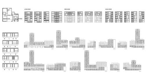 H Architecture's Winning Proposal For The Sejong Public Housing