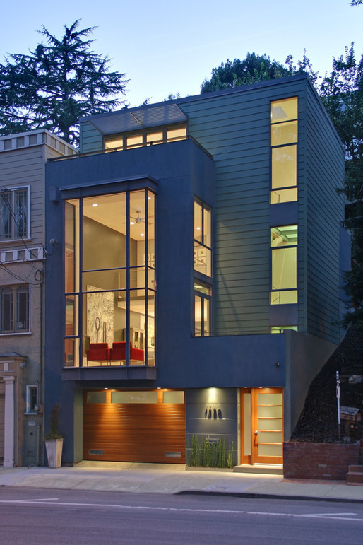 Modern San Francisco Home  Blogs Archinect