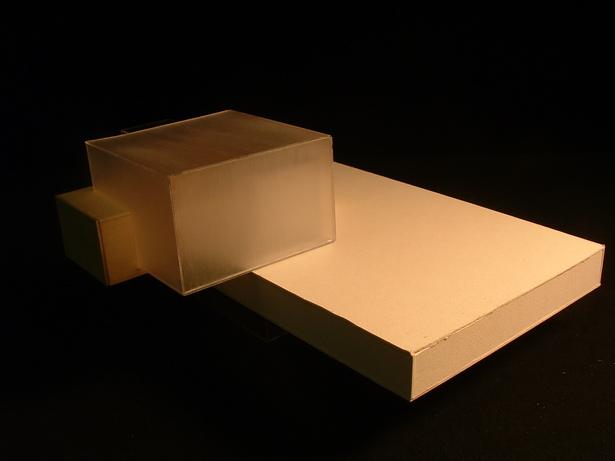Interlocking Spaces Eric Pouwels Archinect
