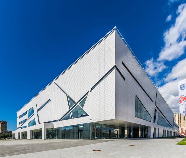 Sport Complex facades design