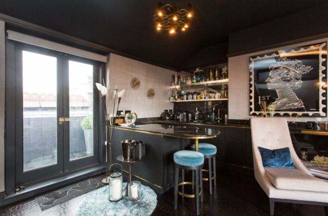 The Mini Bar Apartment Perfect Pied A Terre For An Affluent Singleton
