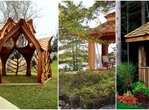 27 Cool and Free DIY Gazebo Plans & Design Ideas to Build ...