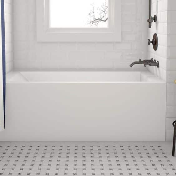 Different Types of Bathtub Materials to Consider to Uplift Your Home Value  Architecture Lab