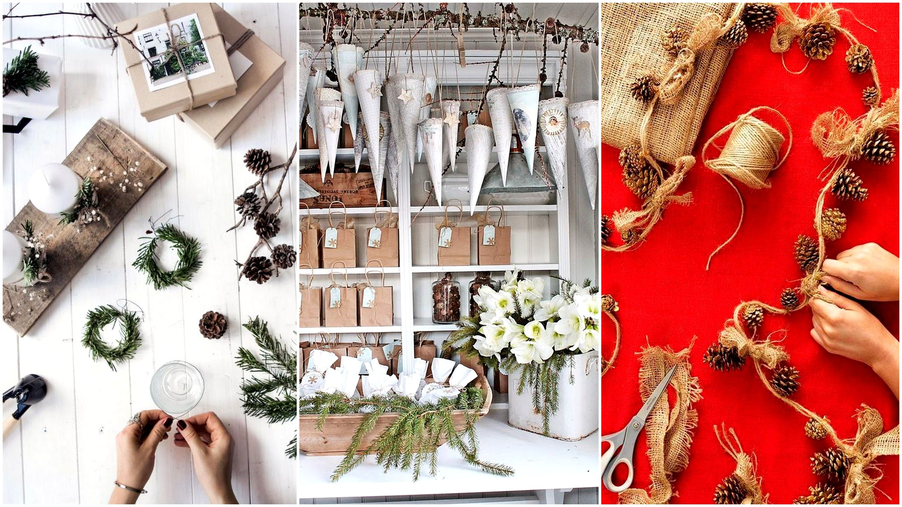 29 Splendid Ideas On How To Decorate For Christmas On A Budget