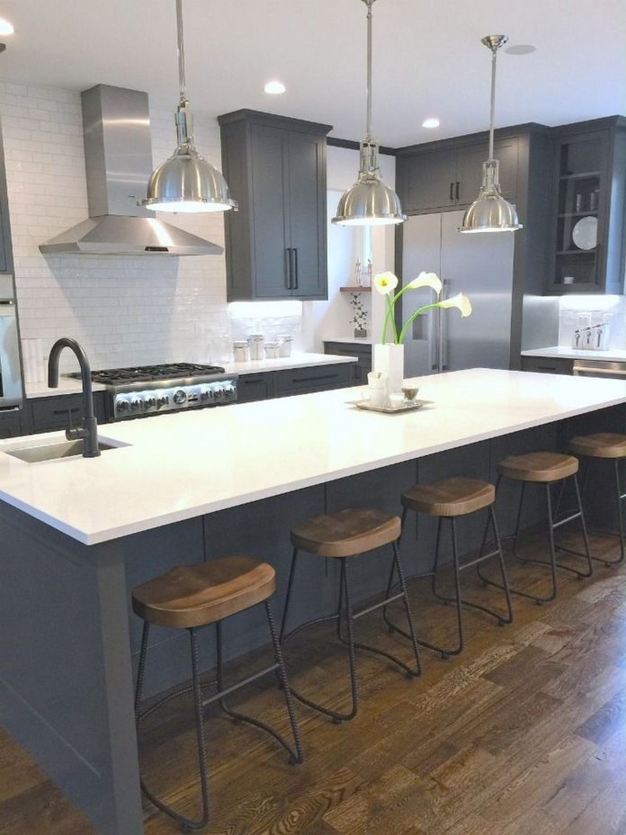 51 Epic Gray And White Kitchen Ideas That Will Simply Not Age Architecture Lab