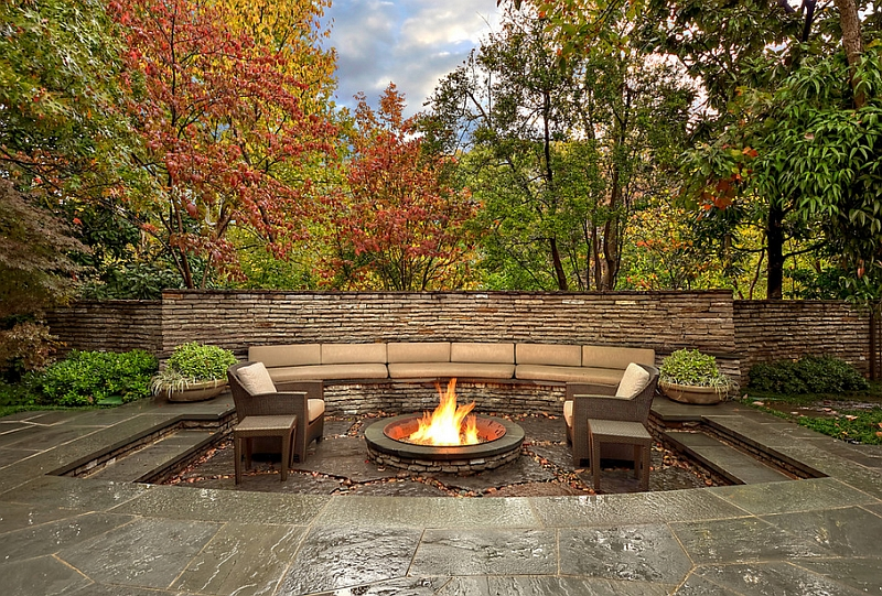 Elevate The Style Quotient Of Your Outdoor Lounge With