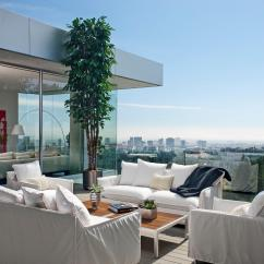 Sofa Cleaning Los Angeles Microfiber Reclining And Loveseat Sets Sarbonne Road Residence By Mcclean Design Architecture