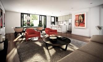 Studio Apartment Interiors Inspiration   Architecture & Design