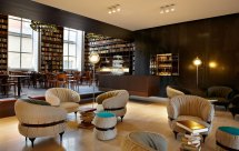 Boutique Hotel Lounge