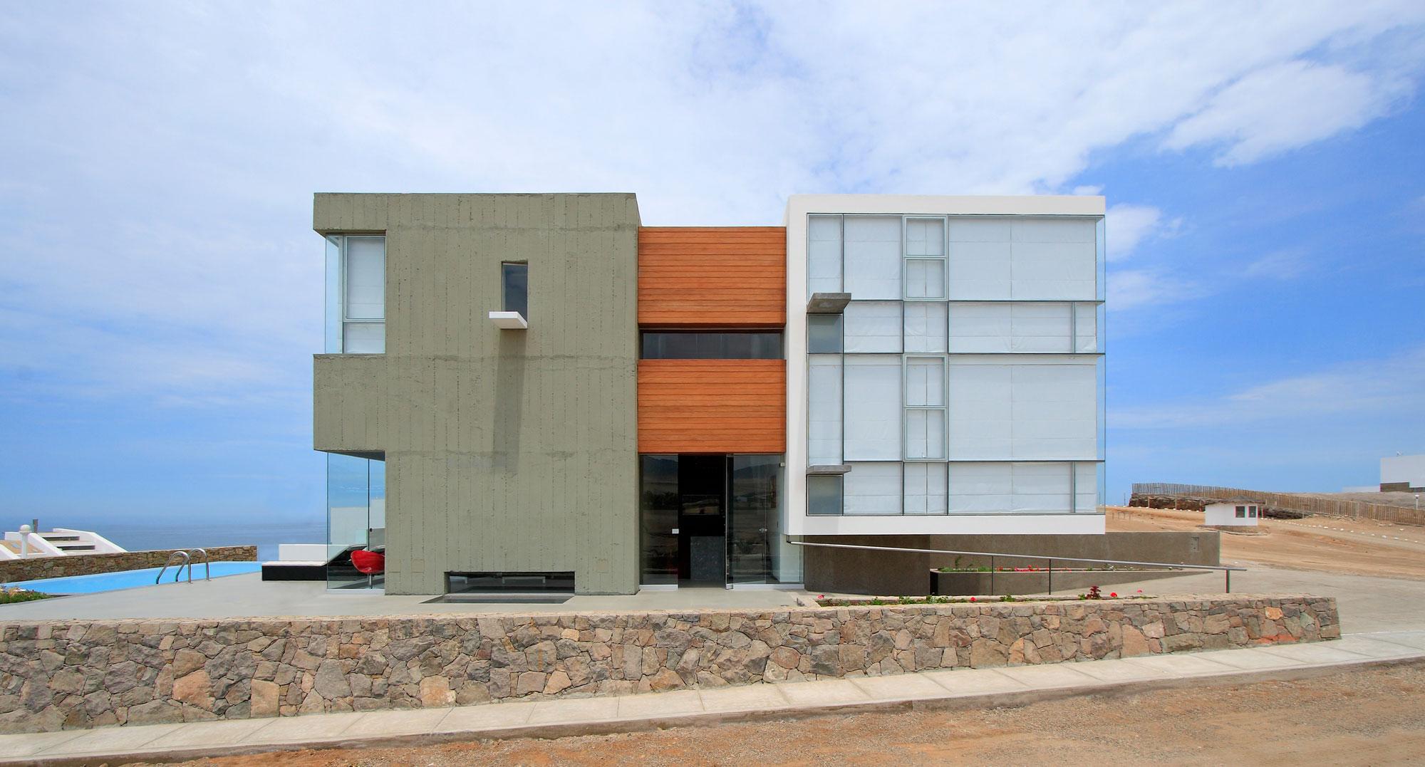 Casa CC by Longhi Architects  Architecture  Design