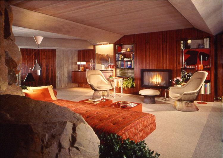 Elrod House by John Lautner  Architecture  Design