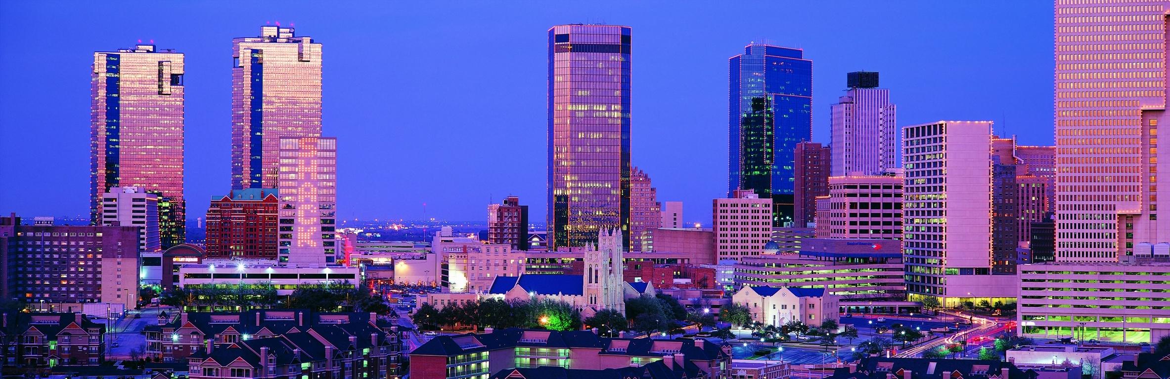 16 Cities of USA With Astonishing Night Views  Skylines