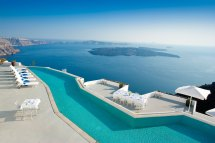 Majestic Hotel Santorini Greece