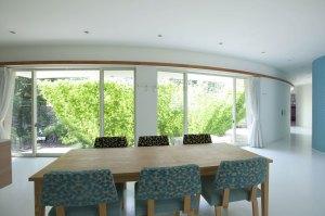screen office architect kumaki hideo okamura architecture section