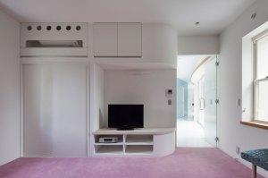screen office architect kumaki hideo wall modern cool japanese