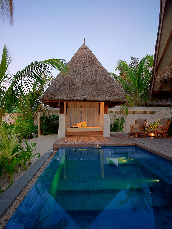 Jumeirah Vittaveli Resort in Maldives  Architecture  Design