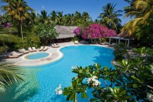 Beautiful Resort Swimming Pools