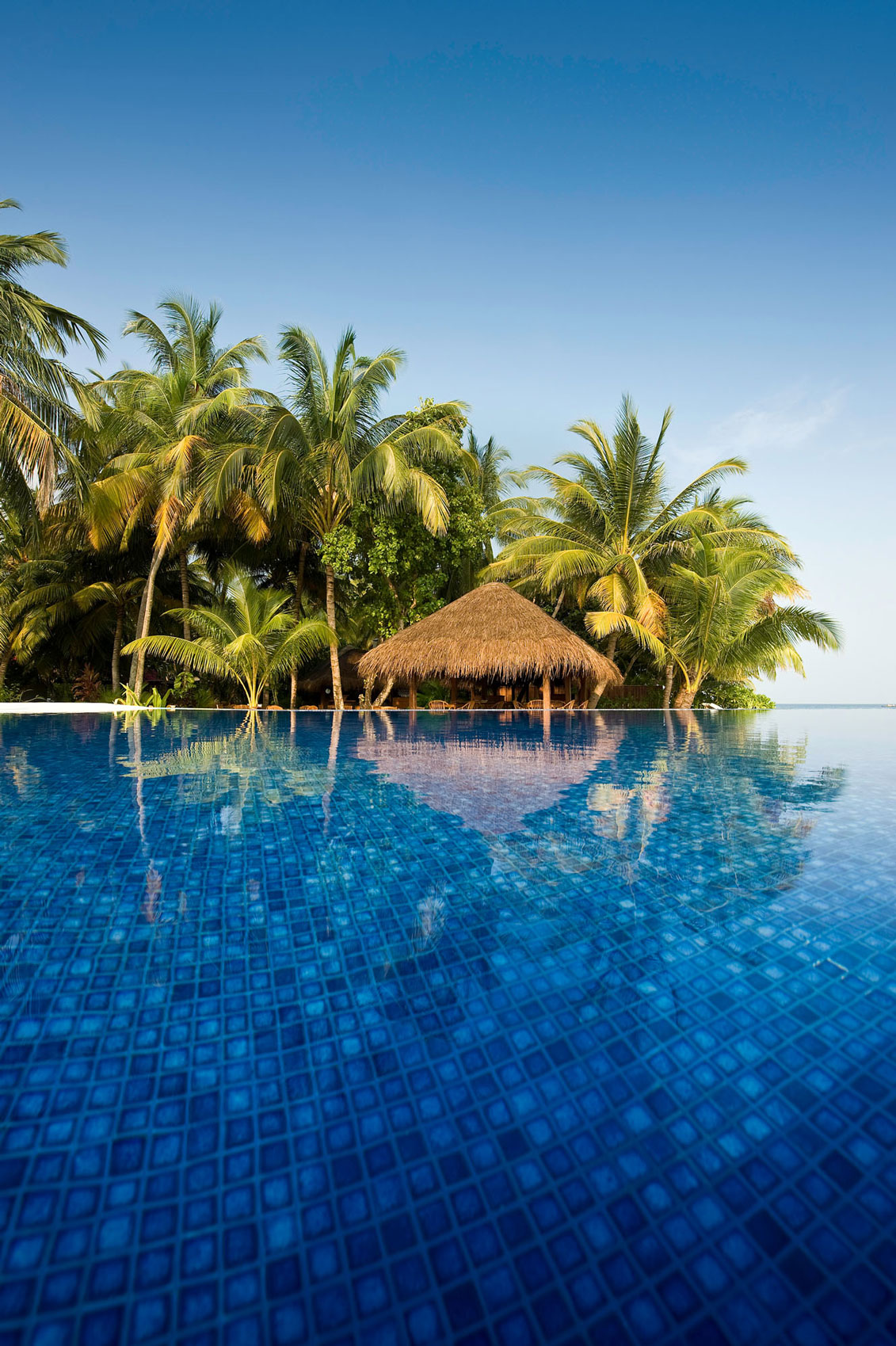 Kuramathi Island Resort in Rasdhoo Atoll Maldives  Architecture  Design