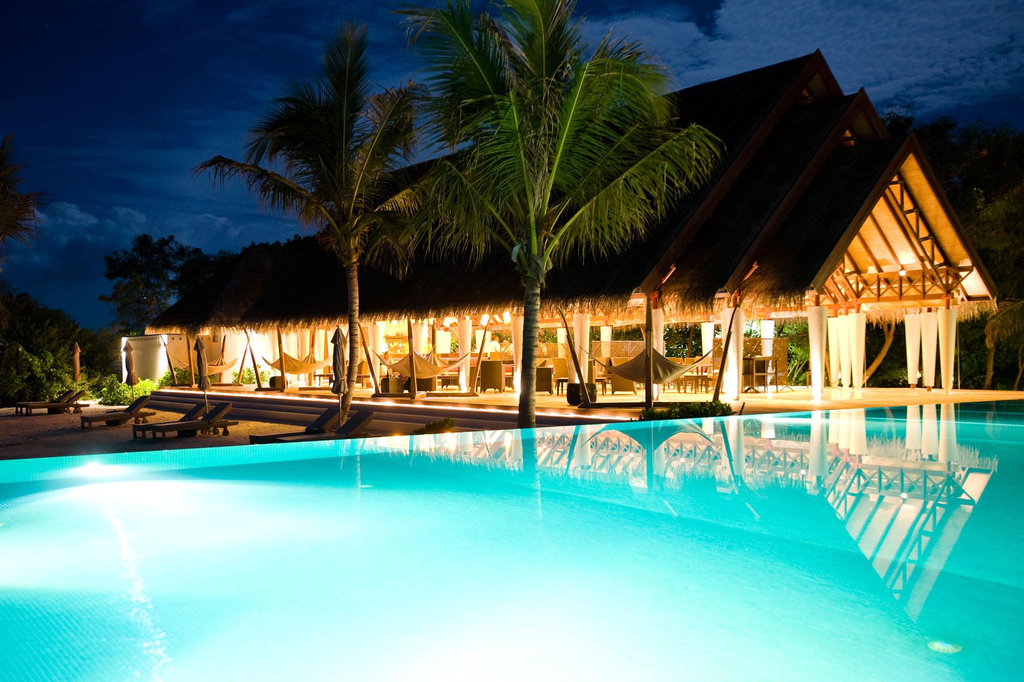 5 Star LUX Maldives Resort  Architecture  Design