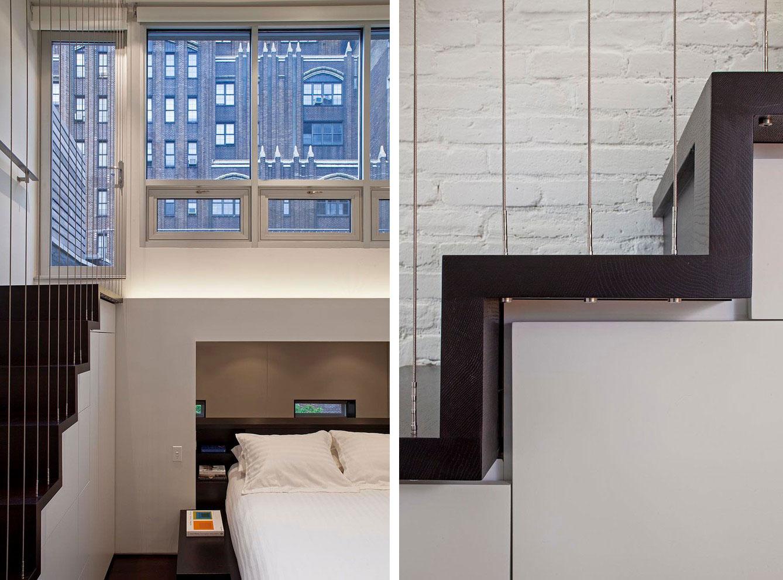 Small Is Beautiful Manhattan Micro Loft By Specht Harpman
