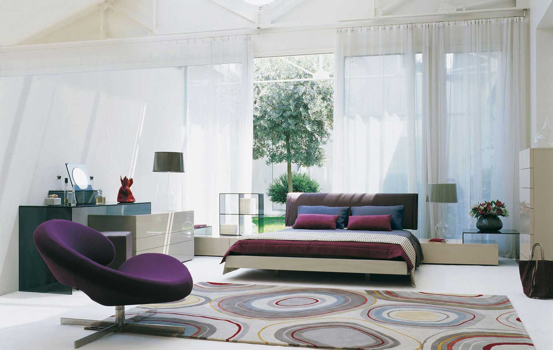 Bedroom Inspiration: 20 Modern Beds By Roche Bobois