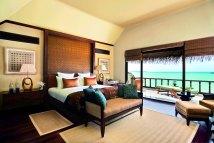 5-star Taj Exotica Resort And Spa Maldives Architecture
