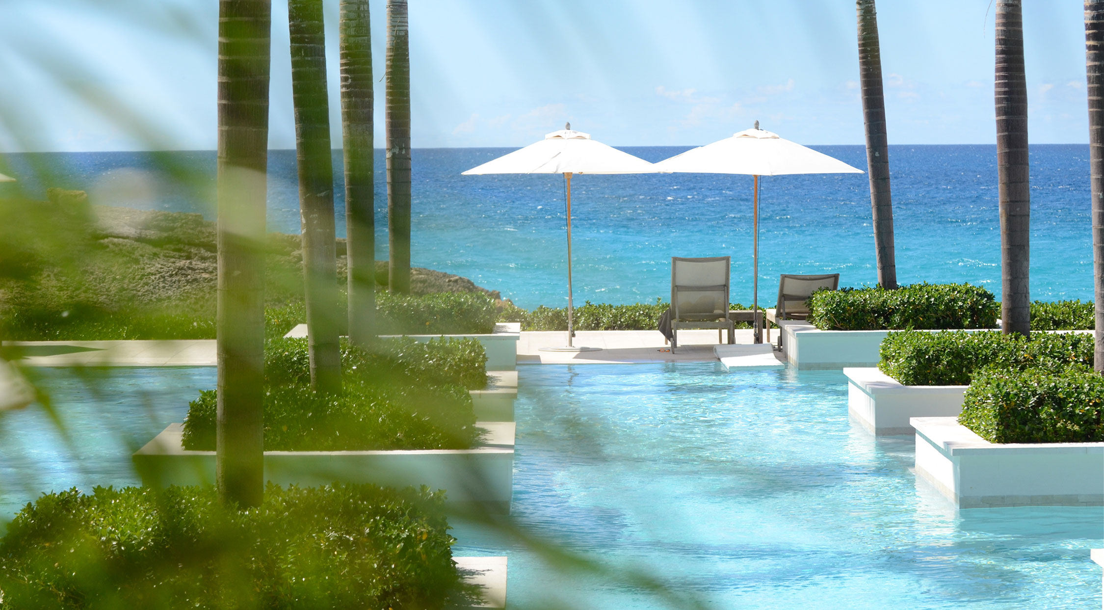 The Luxury Caribbean Resort Viceroy Anguilla  Architecture  Design