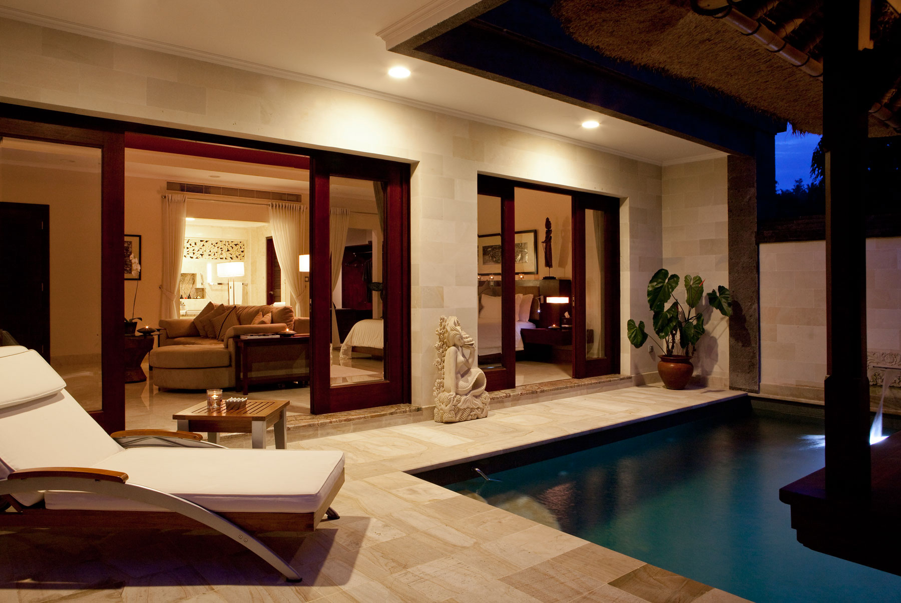 5 Star Viceroy Bali Resort in the Valley of the Kings