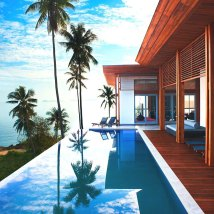 Luxury Retreat Koh Samui In Thailand Architecture & Design