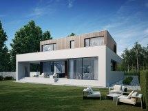 Modern Cube House Plans Designs