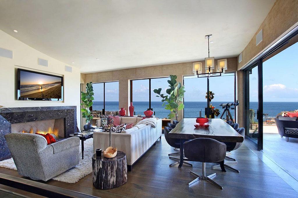Soft Contemporary Masterpiece in California | Architecture ...