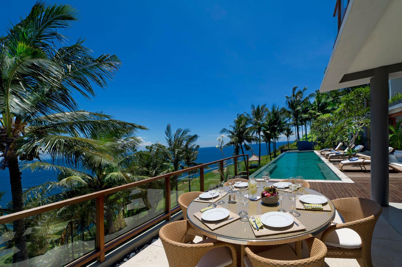 Malimbu Cliff Villa on Lombok Island Indonesia  Architecture  Design