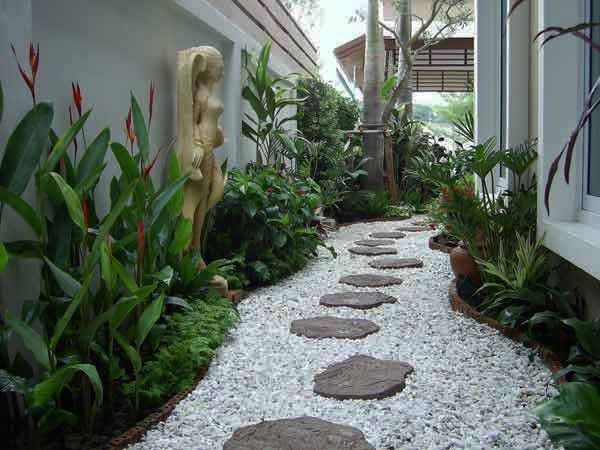 25 Lovely DIY Garden Pathway Ideas  Architecture  Design