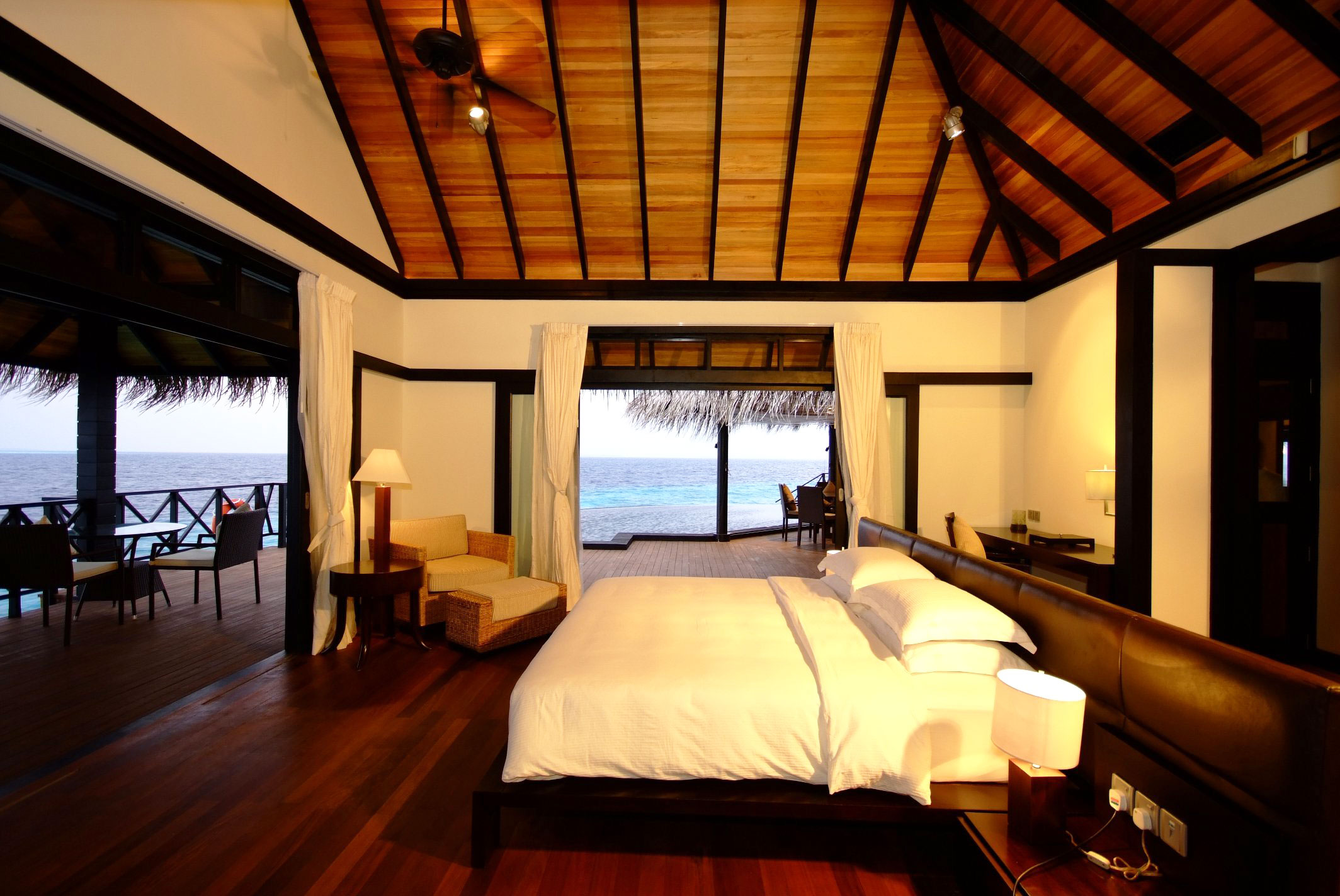 Iruveli A Serene Beach House In Maldives Architecture Amp Design