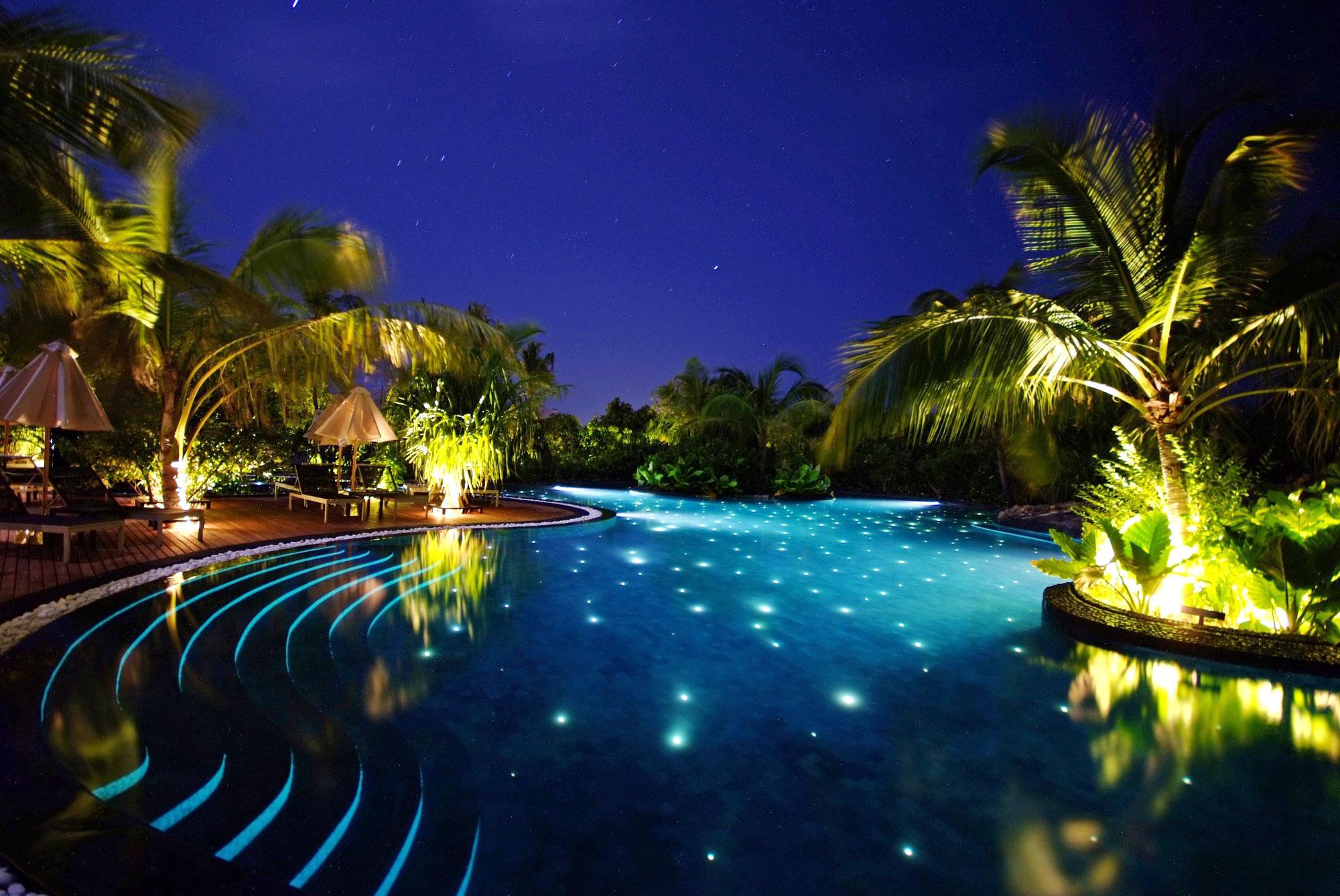Iruveli A Serene Beach House in Maldives  Architecture  Design