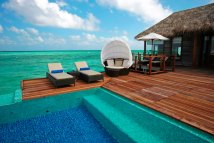 5 Star Conrad Resort In Rangali Island Maldives