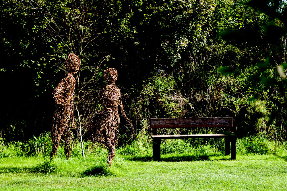 The Lost Gardens Of Heligan In Cornwall England