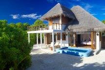 Beach House Maldives Islands